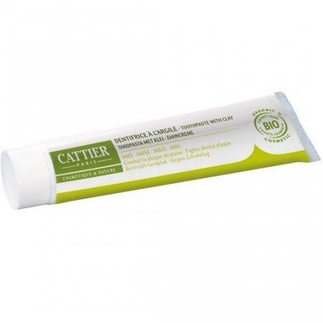 Cattier Dentargile Dentifrice Anis 75ml pas cher, discount