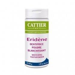 Cattier Eridène Dentifrice Poudre Blanchissant 40g pas cher, discount