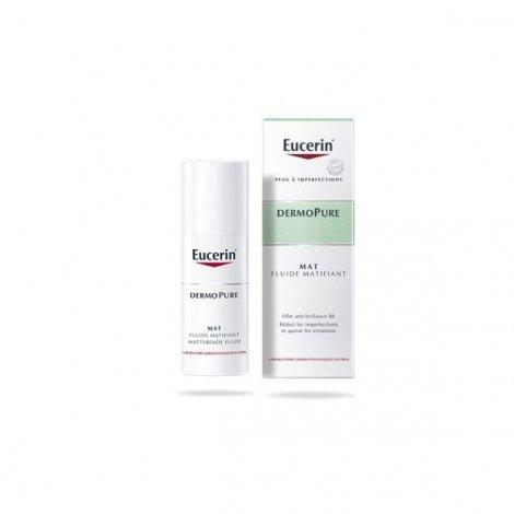 Eucerin DermoPure Mat Hydratant Matifiant 50ml pas cher, discount