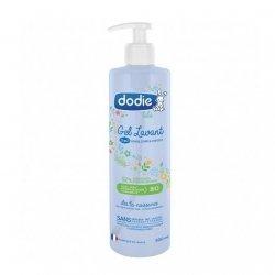 Dodie Gel Lavant 3en1 Visage Corps Cheveux Bébé 500ml