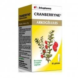 Cranberryne Arkogelules Arkopharma x45 gélules pas cher, discount