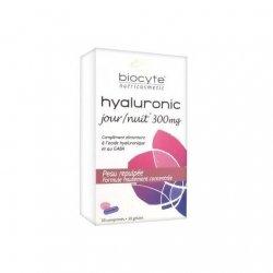 Biocyte Hyaluronic Forte 300mg Peau Repulpée 2x30 Comprimés