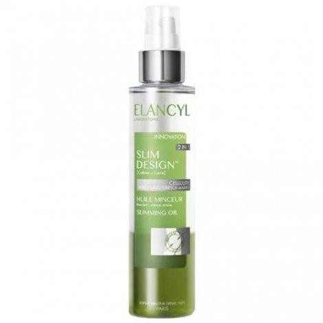 Elancyl Slim Design Huile Minceur Cellulite 150ml pas cher, discount