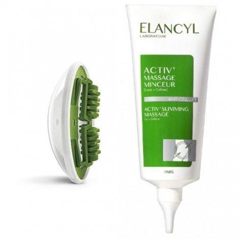 Elancyl Slim Massage + Gel Concentré Minceur Anti-Cellulite 200ml pas cher, discount