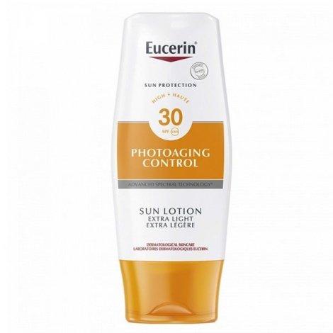 Eucerin Photoaging Control Sun Lotion Extra-Légère SPF30 150ml pas cher, discount