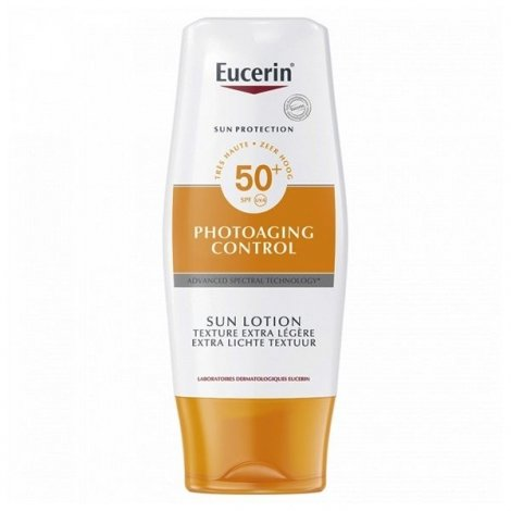 Eucerin Photoaging Control Sun Lotion Extra-Légère SPF50+ 150ml pas cher, discount