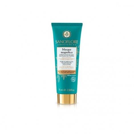 Sanoflore Masque Magnifica Purifiant 75ml pas cher, discount