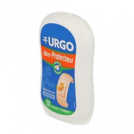 Urgo Ultra-Protecteur Pansements Antiseptiques x20 pas cher, discount