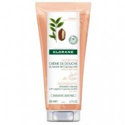 Klorane Nutrition Crème De Douche Lait De Rose 200ml pas cher, discount