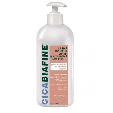 Cicabiafine Crème Douche Hydratante Anti Irritations 400ml pas cher, discount