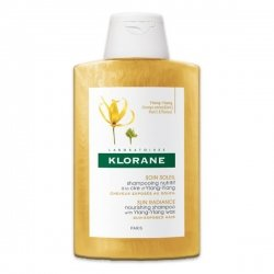 Klorane Soin Soleil Shampooing Ylang Ylang 200ml pas cher, discount