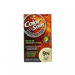3 Chênes Color & Soin Coloration Permanente Blond Miel 9N