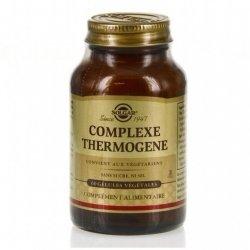 Parapharmacie : Solgar Complexe Thermogène Minceur x60 Gélules Végétales
