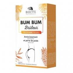 Biocyte Bum Bum Brûleur De Graisse Fessiers x60 Gélules pas cher, discount