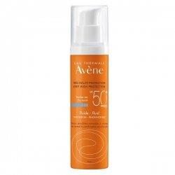 Avène Solaire Fluide Sans Parfum Très Haute Protection SPF50+ Toucher Sec 50 ml