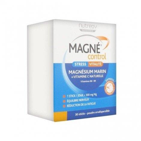 Nutreov Magné Control Stress Vitalité x30 Sticks pas cher, discount