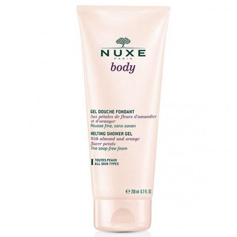 Nuxe Body Gel Douche Fondant 200ml pas cher, discount