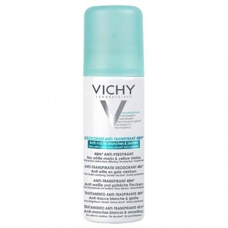 Vichy Deo anti trace aerosol 125ml pas cher, discount