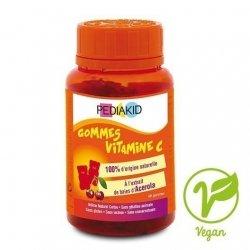 Pediakid Gommes Vitamine C Immunité Energie 138g