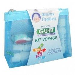 Gum Kit Voyage Gencives Fragilisées x4 Produits pas cher, discount