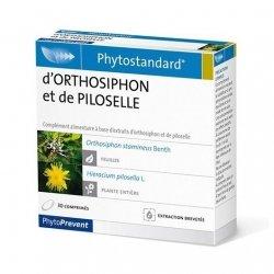 Pileje Phytostandard Orthosiphon & Piloselle Diurétique x30 Comprimés