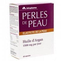 Arkopharma Perles de peau huile argan blister capsules 4x15