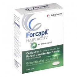 Arkopharma Forcapil Hair Activ 30 comp