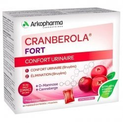 Arkopharma Cranberola Fort 14 sachets pas cher, discount