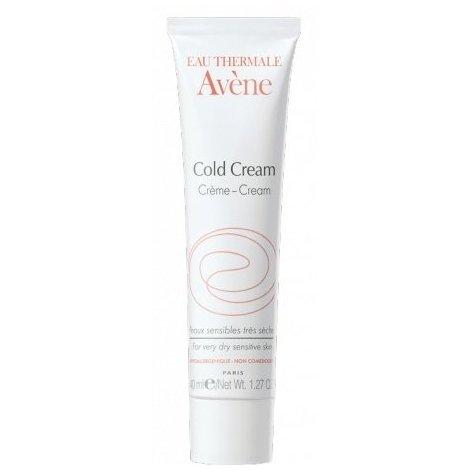 Avene Cold cream crème tube 40ml pas cher, discount