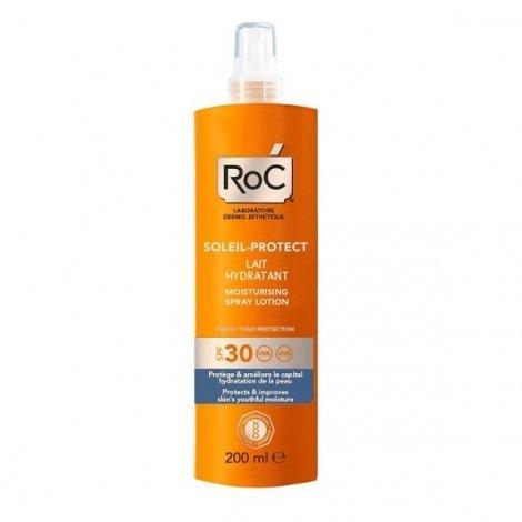 Roc Soleil Protect Lait Hydratant SPF30 200ml pas cher, discount