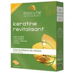 Biocyte Keratine Revitallisant Caps 40