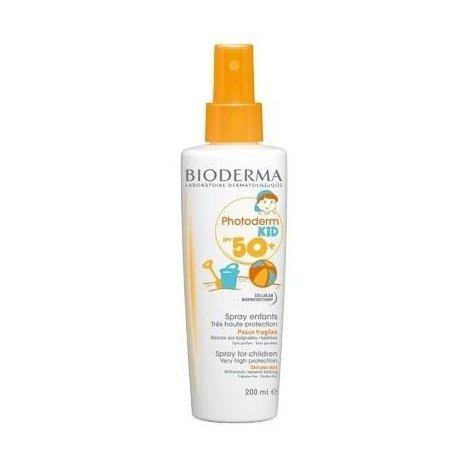 Bioderma Photoderm Kids Spray spf 50+ 200ml pas cher, discount