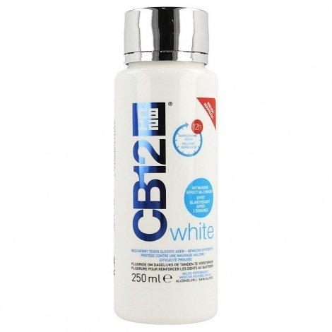 Cb12 White Mauvaise haleine 12h 250ml pas cher, discount