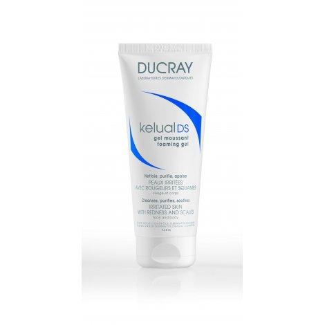 Ducray Kelual DS Gel Moussant 200ml pas cher, discount