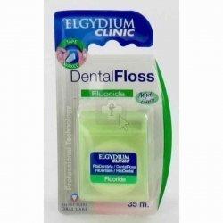 Elgydium fil dentaire fluor 35m  pas cher, discount