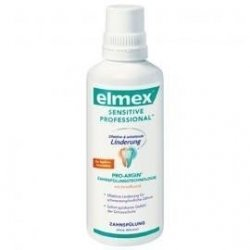 Elmex eau dentaire sensitive professional 400ml