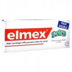 Elmex Junior double pack tube 2x75ml
