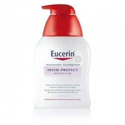 Eucerin Intim-protect solution 250ml pas cher, discount