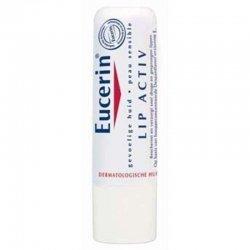 Eucerin peau sensible lip activ 4,8g