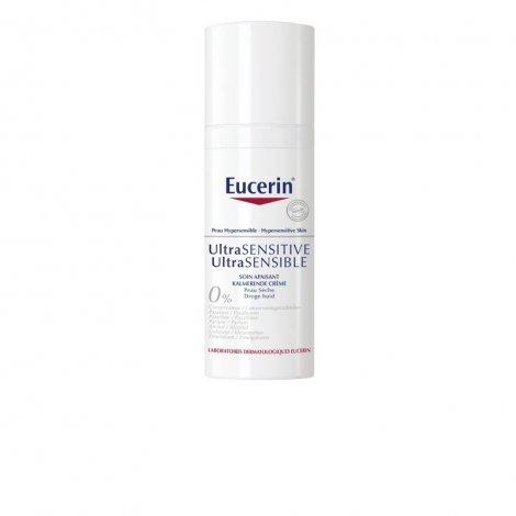Eucerin Ultra Sensible Soin Apaisant Peau Sèche 50ml pas cher, discount