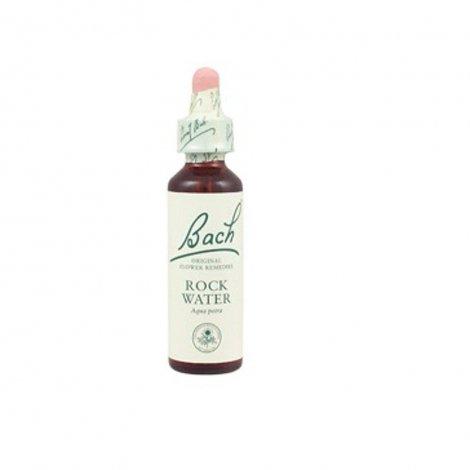Fleurs de Bach rock water 20ml pas cher, discount