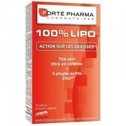 Forte Pharma 100% lipo 30 gélules