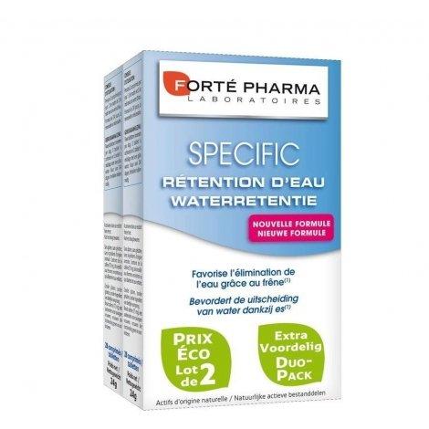 Forte Pharma Specific Rétention d'Eau 2x28 comprimés pas cher, discount