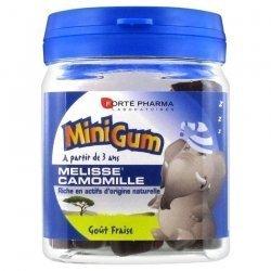 Forte Pharma Minigum Mélisse-Camomille 50 gommes pas cher, discount