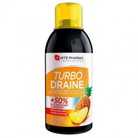 Forte Pharma Turbodraine Ananas 500ml pas cher, discount
