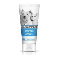 Frontline Pet Care Shampooing pelage blanc 200ml