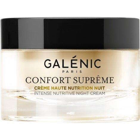 Galenic confort suprême crème haut nutrition nuit 50ml pas cher, discount