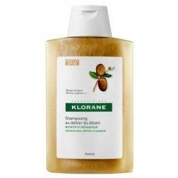 Klorane Shampoing au dattier du désert 200ml + Cadeau après-shampooing pas cher, discount