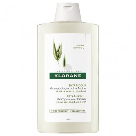 Klorane Shampooing Avoine Nf 400ml pas cher, discount