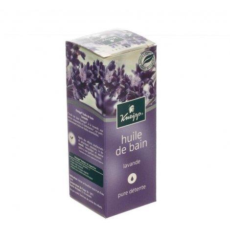 Kneipp huile de bain lavande 100ml pas cher, discount